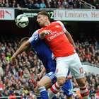 Empate sin goles entre Arsenal y Chelsea