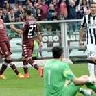 """La Juve cae ante el Torino y retrasa el """"alirón"""""""