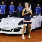 Kerber vence número 4 do mundo e é campeã em Stuttgart