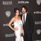 Todas choram! Ian Somerhalder e Nikki Reed se casam nos EUA