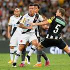 Sabe o lance do gol da vitória do Vasco? Bernardo errou