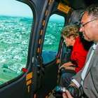 Dilma visita cidades atingidas por tornado em Santa Catarina