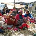 Andinos reconstroem ponte de 500 anos feita pelos Incas