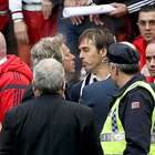 Técnicos de Benfica y Porto ¡casi se pegan!