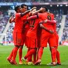 La Liga denuncia los cánticos contra el Barcelona