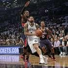 Nets ponen en aprietos a los Hawks al igualar la serie