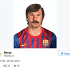 Meme fusiona la cara de Messi y ex jugador Panenka