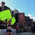 """Público relata arrastões em festival e ironiza: """"Rouboland"""""""