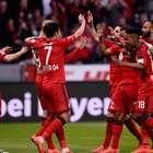 Leverkusen le pega al campeón Bayern en la Bundesliga