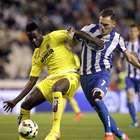 Deportivo La Coruña y Villarreal reparten puntos