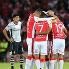 A qué hora juega Estudiantes vs Santa Fe, Copa Libertadores