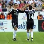 Chicharito asiste gol a Cristiano en triunfo del Real Madrid
