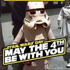 ¿Por qué se celebra el Star Wars Day el 4 de mayo?