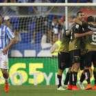 ¡Mal y de malas! Málaga falla penal y acumula 8 sin ganar