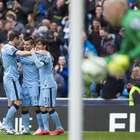 Aguero marca e dá vitória ao City diante do Tottenham