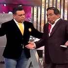 """Chibolín"" botó a Edwin Sierra de su programa en vivo"