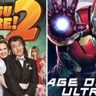 "¿""¡Asu mare! 2"" no rompe récord por culpa de ""Avengers 2""?"