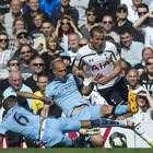 El City se lleva los tres puntos de White Hart Lane
