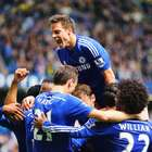 Hazard nets the winner as Blues wrap up the Premier League