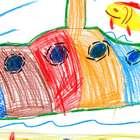 ¿Cuál es el significado de los dibujos de los niños?