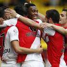 Mónaco vapulea al Toulouse y se afianza en el Top 3