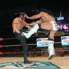 Mr. Niebla, Shocker y Thunder derrotaron a Los Ingobernables