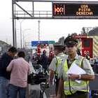 Fatal accidente en Til Til por conductora que usaba celular