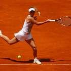 Wozniacki avanza a octavos de final en el torneo de Madrid
