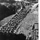 La escalera de la muerte y otras torturas de Mauthausen