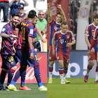"""Barcelona y Bayern se """"tiran"""" con todo en redes sociales"""