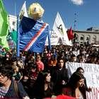 Estudiantes y apoderados se suman al paro del 14 de mayo