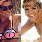¿Quién luce mejor en bikini: Marjorie o hija de Luis Miguel?