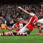 Hinchas de Arsenal eligen gol de Alexis como mejor del mes