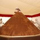 Volcán gigante será la novedad en Festival del Chocolate