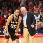 Manu Ginóbili seguirá con los Spurs una temporada más