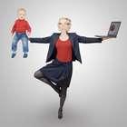 Tips para conciliar el rol de madre y mujer trabajadora