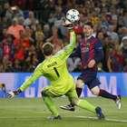 "Boateng lembra drible aplicado por Messi: ""ri de mim mesmo"""