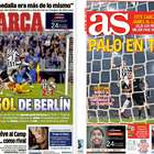 La prensa, entre crítica y optimista tras derrota del Madrid