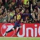 Personalidades del fútbol se rinden en twitter ante Messi