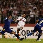 Sao Paulo sufre para ganar a Cruzeiro en Libertadores
