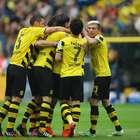 Borussia Dortmund derrota al Hertha en Bundesliga