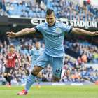 Aguero finishes as top scorer in Premier League