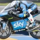 Sabor italiano en el podio del GP de Francia de Moto3