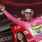 Contador salva con éxito la primera semana de carrera