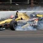 Falha na suspensão dianteira causou acidente de Hinchcliffe