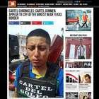 Presuntos narcos del Cártel del Golfo lloran tras detenidos