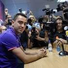 """Xavi: """"Es el momento de dejar el Barcelona"""""""