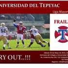 Juega Liga Mayor con los Frailes Tepeyac; listo su Try-out