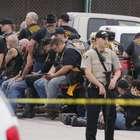 Banda de motoristas amenaza a Policía de Texas tras tiroteo