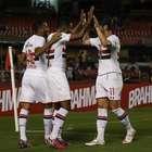 Sob vaias, São Paulo bate Joinville e reencontra vitória